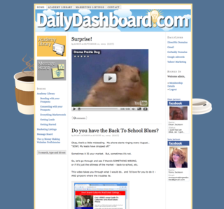 DailyDashboard.com — Just another WordPress weblog_1252603017223